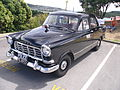 1958-1960 Holden FC Standard sedan (New Zealand Police) 01.jpg