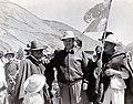 1958. Rafael Caldera en Mucuchíes, páramo merideño, durante la campaña presidencial.jpg