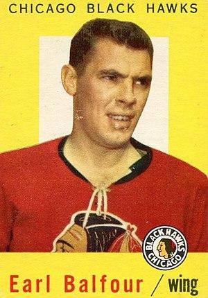 Earl Balfour - Image: 1959 Topps Earl Balfour
