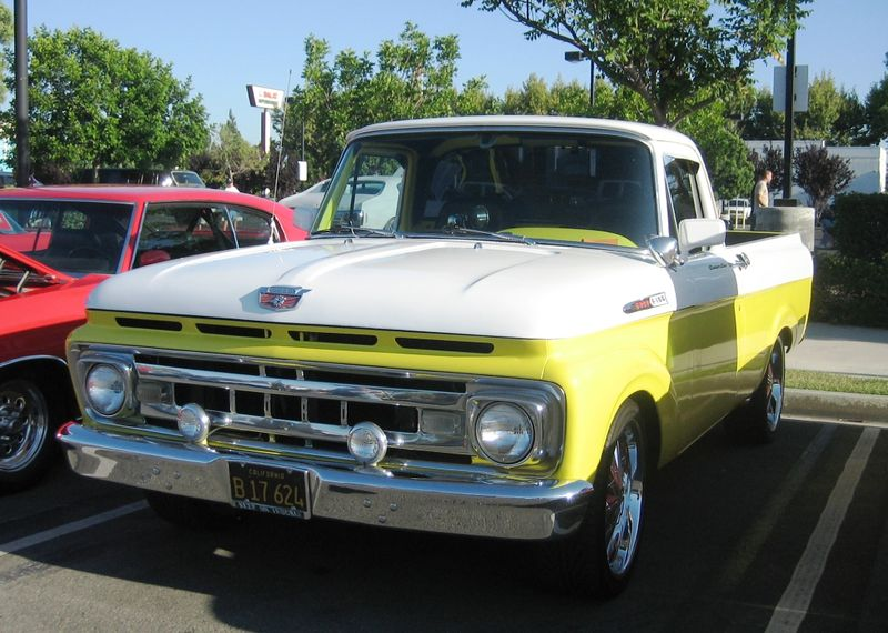 Ford Pickup Short Bed Reg Cab For Sale