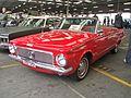 1963 Plymouth Valiant V-200 Signet convertible (5164065670).jpg