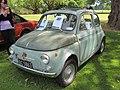 1964 Fiat 500D Bambina (15615705150).jpg