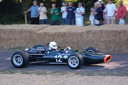 1968 BRM P126 Goodwood, 2009.JPG