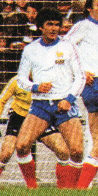 Jean-Marc Guillou - Jean-Marc Guillou, 1978 World Cup