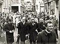 1981 Europese Week Maastricht, Achter het Vleeshuis (1).jpg