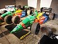 1988 Benetton-Ford B188 F1, Châssis No1, Ford Cosworth DFZ 3494cc V8 585hp pic2.jpg