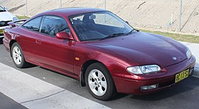 1992 Mazda MX-6 (GE) coupe (20028616534).jpg
