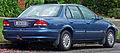 1996-1998 Ford EL Fairmont sedan 07.jpg