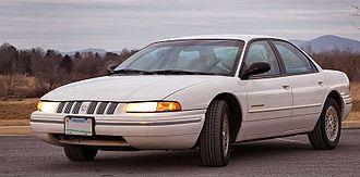 Brampton Assembly - 1996 Chrysler Concorde