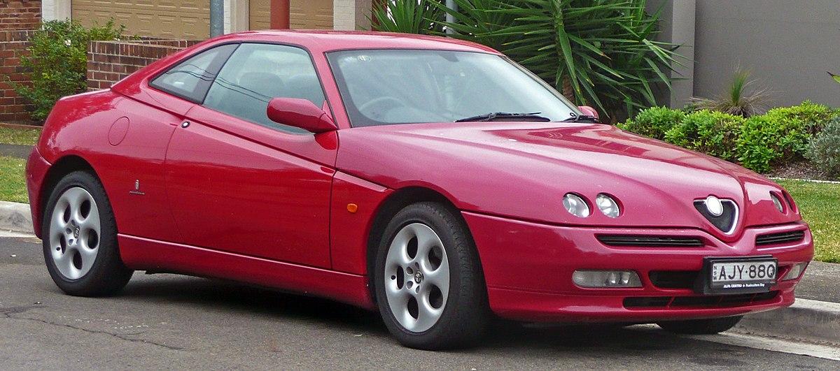 Alfa Romeo Gtv Wikipedia