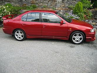 Nissan Primera - 1998 P11 SMX Primera NZDM