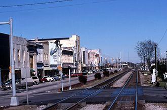 Rocky Mount, North Carolina - Downtown Rocky Mount, 1999