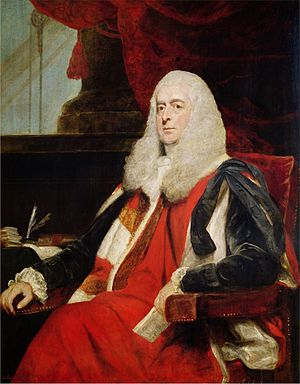 Alexander Wedderburn, 1st Earl of Rosslyn - Image: 1st Earl Of Rosslyn