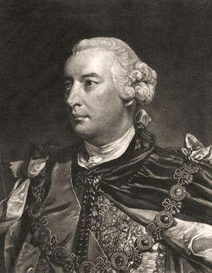 Duke of Northumberland - Hugh Percy, 1st Duke of Northumberland.