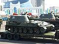 2С3 на военном параде в Астане 7 мая 2015 года.JPG