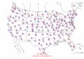 2002-09-05 Max-min Temperature Map NOAA.png