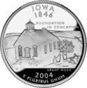 Quarter of Iowa