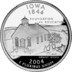 2004 U.S. quarter-dollar Iowa