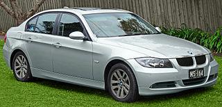 BMW 3 Series (E90) Motor vehicle