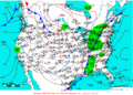 2006-01-21 Surface Weather Map NOAA.png