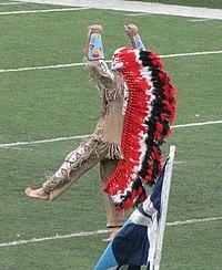 Native American mascot controversy