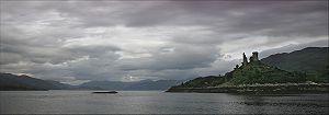 Kyleakin - Kyleakin - Dunakin Castle