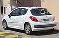 2007-2009 Peugeot 207 (A7) XE 5-door hatchback (2018-11-13) 02.jpg