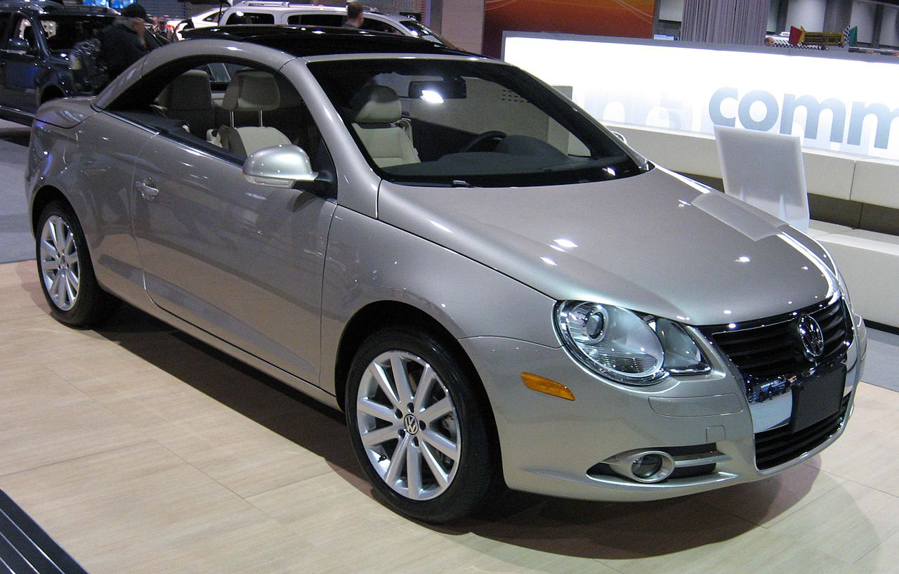 2007 volkswagen eos 2 0t convertible 2 0l turbo manual. Black Bedroom Furniture Sets. Home Design Ideas