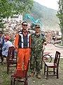 2008년 중앙119구조단 중국 쓰촨성 대지진 국제 출동(四川省 大地震, 사천성 대지진) IMG 1720.JPG
