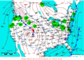 2008-01-20 Surface Weather Map NOAA.png