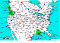 2008-03-11 Surface Weather Map NOAA.png