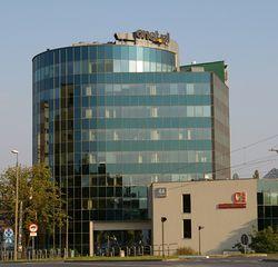 Siedziba Grupy Onet.pl S.A. w Krakowie