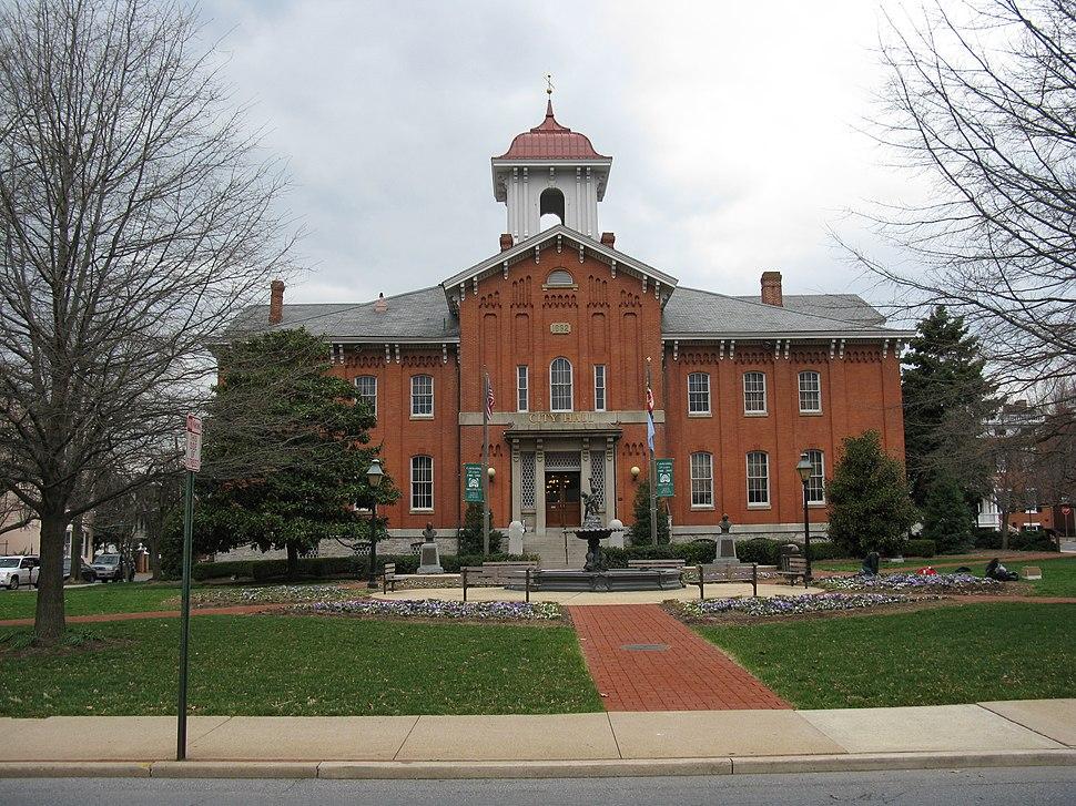 2008 03 28 - Frederick - City Hall 3