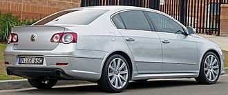Volkswagen Passat (B6) - Sedan