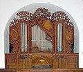 20090523200DR Krummenhennersdorf (Halsbrücke) Kirche Orgel.jpg