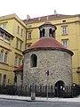 200 Rotunda Svatého Kříže Menšího (església rodona de la Petita Santa Creu).jpg