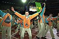 201000 - Opening Ceremony Australian team parades 3 - 3b - 2000 Sydney opening ceremony photo.jpg