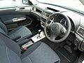 2010 Subaru Liberty Exiga (YA9 MY10) wagon (2010-10-19) 02.jpg