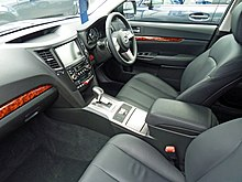 Subaru Legacy (fifth generation) - Wikipedia