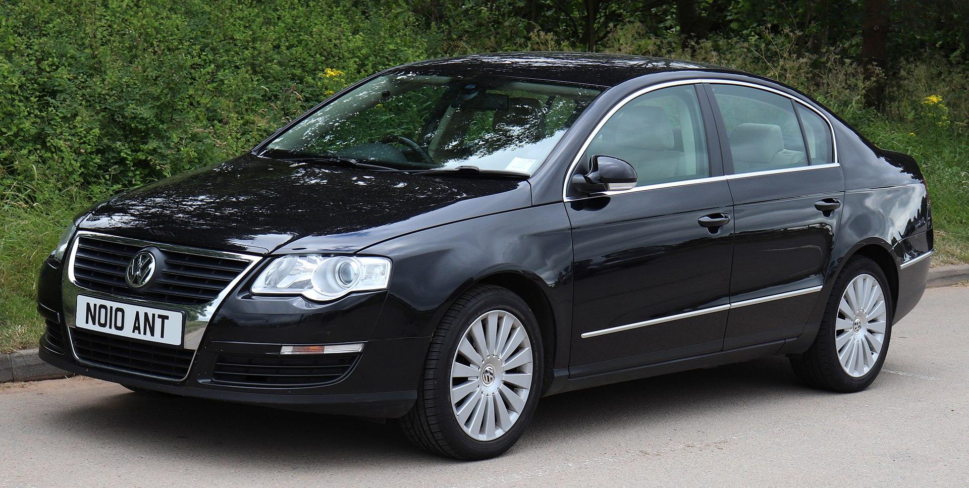 Manuale VW Passat B6 (2004–2010)