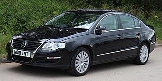 Volkswagen Passat (B6) Motor vehicle