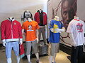 2010 World Cup gear, Niketown SF 4.JPG