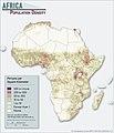 2012 Africa Population Density (30249983173).jpg