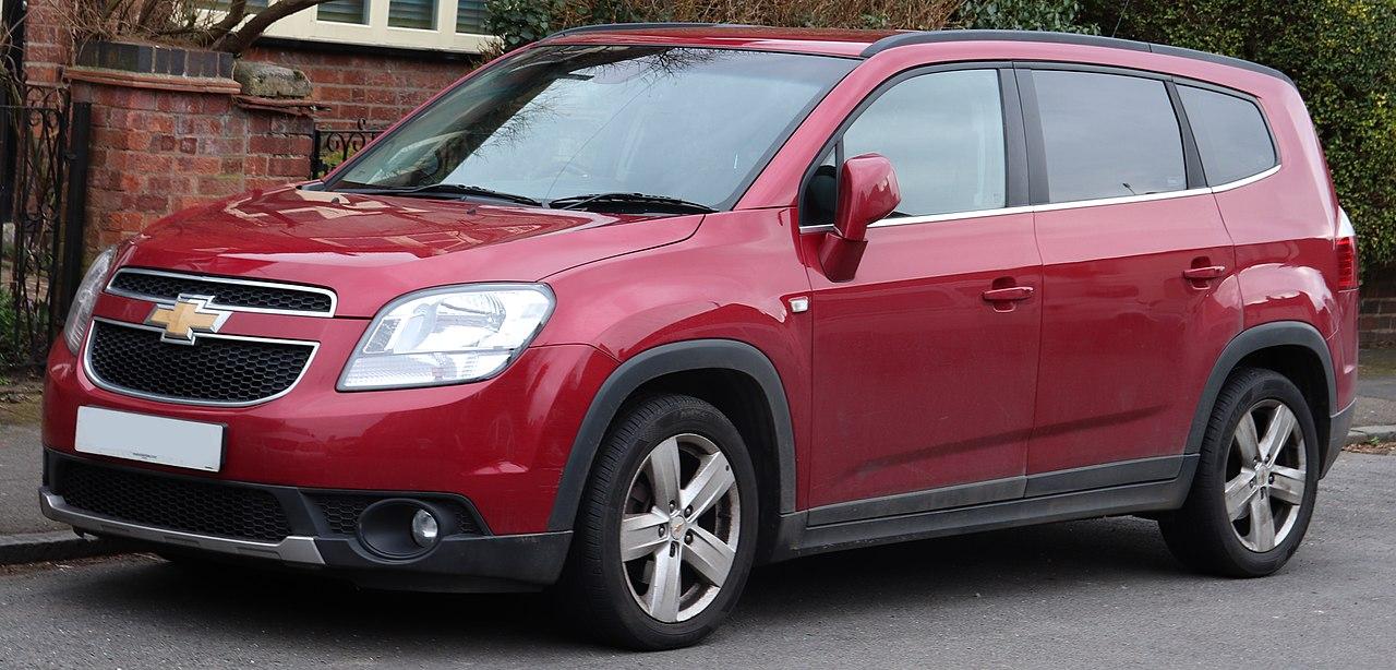 File2012 Chevrolet Orlando Ltz Vcdi Automatic 20 Frontg