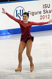2012 World Junior FS Sabrina Schulz2.jpg