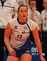 20130330 - Vannes Volley-Ball - Terville Florange Olympique Club - Polina Bratuhhina - 04.jpg