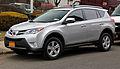 2013 Toyota RAV4 XLE AWD front left.jpg