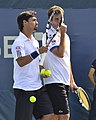 2013 US Open (Tennis) - Fabio Fognini and Albert Ramos (9667944336).jpg