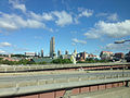 2014-08-28 09 46 34 View of downtown Albany, New York from Interstate 787 near milepost 1.6.JPG