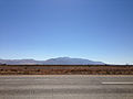 2014-10-10 12 54 42 View of Mount Lewis from Interstate 80 around milepost 238 near Battle Mountain, Nevada.JPG